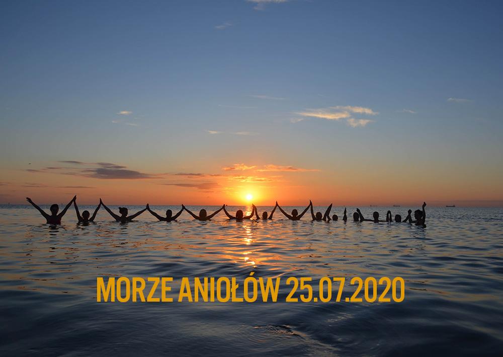Morze Aniołów wschód 25062020