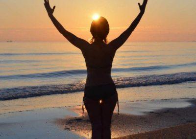 Morze Aniołów Photographylove wschód słońca